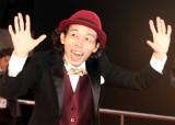 『第31回東京国際映画祭』オープニングイベントのレッドカーペットに登場した上田慎一郎監督 (C)ORICON NewS inc.