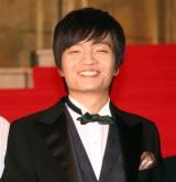 『第31回東京国際映画祭』オープニングイベントのレッドカーペットに登場した岡山天音 (C)ORICON NewS inc.