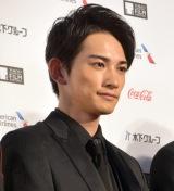 『第31回東京国際映画祭』オープニングイベントのレッドカーペットに登場した町田啓太 (C)ORICON NewS inc.