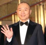『第31回東京国際映画祭』オープニングイベントのレッドカーペットに登場した湯浅政明監督 (C)ORICON NewS inc.
