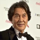『第31回東京国際映画祭』オープニングイベントのレッドカーペットに登場した役所広司 (C)ORICON NewS inc.