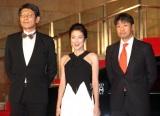 『第31回東京国際映画祭』オープニングイベントのレッドカーペット (C)ORICON NewS inc.