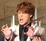 『第31回東京国際映画祭』オープニングイベントのレッドカーペットに出席した宮野真守 (C)ORICON NewS inc.