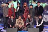 12月26日放送の『堂本兄弟2018みんな集まれ!忘年会SP』で堂本ブラザーズバンドが再集結 (C)フジテレビ