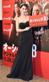 映画『オーシャンズ8』ブルーレイ&DVD/デジタル配信記念イベントに出席したダレノガレ明美(C)ORICON NewS inc.