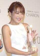 『BEST SHINIST AWARD 2018』授賞式 に出席した鈴木奈々 (C)ORICON NewS inc.
