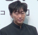 LINE QUICK GAME 新作ゲーム『koToro_[コトロ]』発表会に出席したスピードワゴン・小沢一敬 (C)ORICON NewS inc.