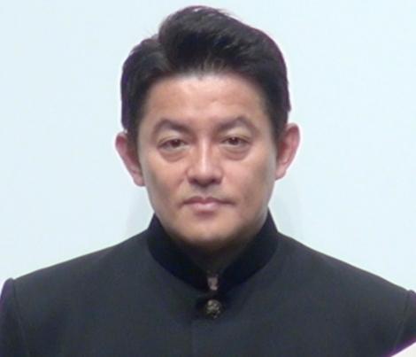 LINE QUICK GAME 新作ゲーム『koToro_[コトロ]』発表会に出席したスピードワゴン・井戸田潤 (C)ORICON NewS inc.