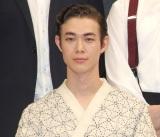 舞台『豊饒の海』初日前会見に出席した宮沢氷魚 (C)ORICON NewS inc.