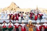 東京ディズニーシー「イッツ・クリスマスタイム!」(C)Disney