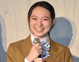 舞台『劇団ミスマガジン2018 ソウナンですか?』舞台あいさつに出席した岡本桃花 (C)ORICON NewS inc.