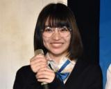 舞台『劇団ミスマガジン2018 ソウナンですか?』舞台あいさつに出席した鈴木ゆうは (C)ORICON NewS inc.