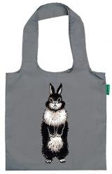 『3月のライオン』14巻の特装版に付いてくる「黒ウサギちゃん」エコバッグ (C)羽海野チカ/白泉社