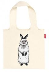 『3月のライオン』14巻の特装版に付いてくる「白ウサギちゃん」エコバッグ (C)羽海野チカ/白泉社