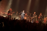デビュー35周年、結成15周年のアブラーズの大阪・なんばHatch『アブラーズライブ2018