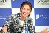 『ファントムオブキル』新テレビCM発表会に出席した大島優子 (C)ORICON NewS inc.