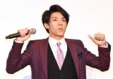 映画『ニセコイ』完成披露舞台あいさつに登壇したKing & Princeの岸優太 (C)ORICON NewS inc.