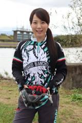 CS-TBS TBSチャンネル1のツーリングガイド番組『旅こぎ〜自転車女子の列島ツーリング東海道編』に出演する鈴木聖奈