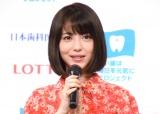 『ベストスマイル・オブ・ザ・イヤー2018』授賞式に出席した浜辺美波 (C)ORICON NewS inc.