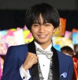 映画『ニセコイ』スペシャルステージに出席したSexy Zoneの中島健人 (C)ORICON NewS inc.