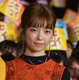 映画『ニセコイ』スペシャルステージに出席した島崎遥香 (C)ORICON NewS inc.
