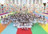 『ベストヒット歌謡祭』に出演するNMB48