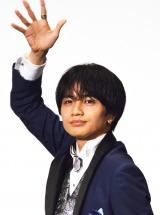映画『ニセコイ』完成披露舞台あいさつに登壇したSexy Zoneの中島健人 (C)ORICON NewS inc.