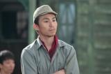 連続テレビ小説『まんぷく』塩づくりメンバーの一人・岡幸助役で出演する中尾明慶(C)NHK