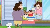 テレビ朝日系アニメ『クレヨンしんちゃん』11月9日放送のおはなしは「スマホで売りたいゾ」(C)臼井儀人/双葉社・シンエイ・テレビ朝日・ADK