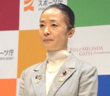 『Our Global Goals』記者発表会に出席した浮島智子氏 (C)ORICON NewS inc.