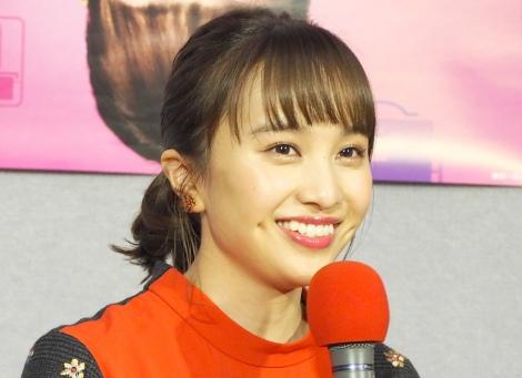 コスプレの魅力を発見したと話した百田夏菜子 =ドラマ『プラスティックスマイル』試写会 (C)ORICON NewS inc.