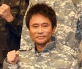 最終結果を漏らし共演者からと野次られた浜田雅功 (C)ORICON NewS inc.