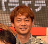 Amazon Prime Video『戦闘車』シーズン2配信記念記者発表会に出席した脇阪寿一 (C)ORICON NewS inc.