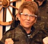 Amazon Prime Video『戦闘車』シーズン2配信記念記者発表会に出席した哀川翔 (C)ORICON NewS inc.