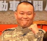 Amazon Prime Video『戦闘車』シーズン2配信記念記者発表会に出席した千原せいじ (C)ORICON NewS inc.