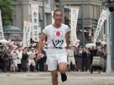 2019年の大河ドラマ『いだてん』 より。金栗四三役の中村勘九郎(C)NHK