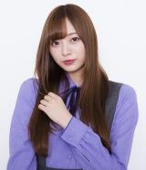 "舞台『ザンビ』TEAM""BLUE"" 乃木坂46・梅澤美波(C)ORICON NewS inc."