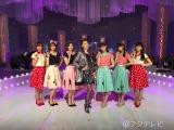 野宮真貴×乃木坂46が『MUSIC FAIR』で新「東京は夜の七時」を披露