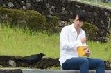 なぜオレはカラスになったのか? ドローン映像とともに、謎が次第に明らかに(C)NHK