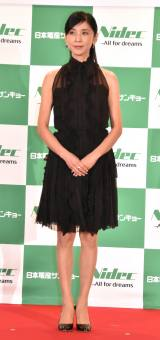 『第1回 日本電産サンキョー ベストオルゴール賞』授賞式に出席した黒木瞳 (C)ORICON NewS inc.