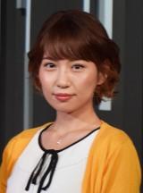 舞台『カクタス・フラワー』囲み取材に応じた増田有華 (C)ORICON NewS inc.