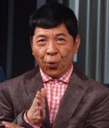 舞台『カクタス・フラワー』囲み取材に応じた松尾伴内 (C)ORICON NewS inc.