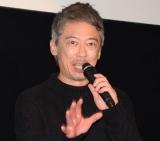 映画『愛・革命』の初日舞台あいさつに出席した成島敏晴 (C)ORICON NewS inc.