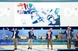 11月11日に開催されたコロプラ初の女性向けアプリゲーム『DREAM!ing』のスペシャルステージの模様