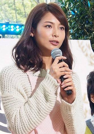 新ドラマ『おトメさん』の制作発表記者会見に出席した相武紗季 (C)ORICON DD inc.