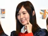 『SKE48 10周年記念 イオンカード デビュー発表会』に出席したSKE48・松井珠理奈 (C)ORICON NewS inc.