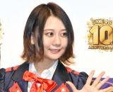 『SKE48 10周年記念 イオンカード デビュー発表会』に出席したSKE48・古畑奈和 (C)ORICON NewS inc.
