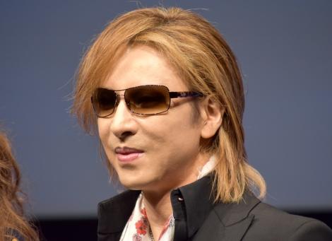 無観客以来の公演に意気込みを語ったYOSHIKI (C)ORICON NewS inc.
