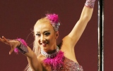 参加者3倍、広がりをみせる「ポールダンス」大会 新設されたアマチュア部門も人気を後押し