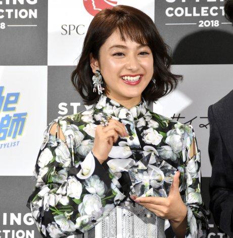 『ベスト スタイリング アワード 2018』授賞式に出席した平祐奈 (C)ORICON NewS inc.